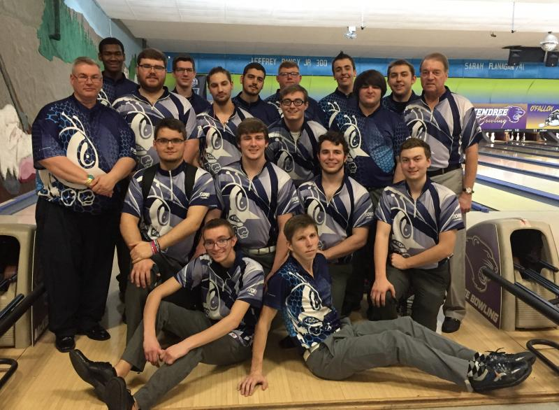 4th Men's Bowling at McKendree Photo