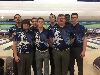 6th Men's Bowling at McKendree Photo