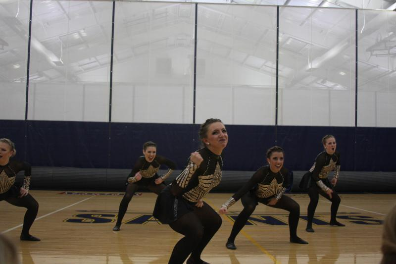 4th Dance at Regionals Photo