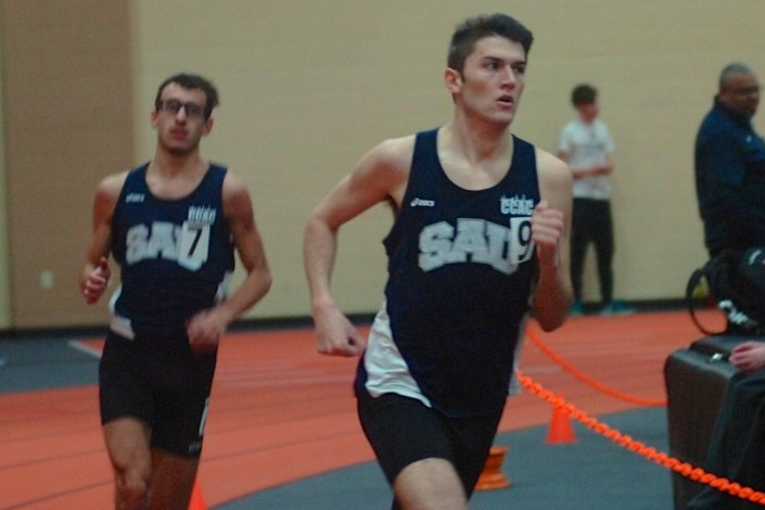Ohioze school records set the tone for runner-up finish at Wartburg photo