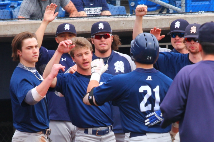 St. Ambrose remains hot with sweep of St. Francis photo