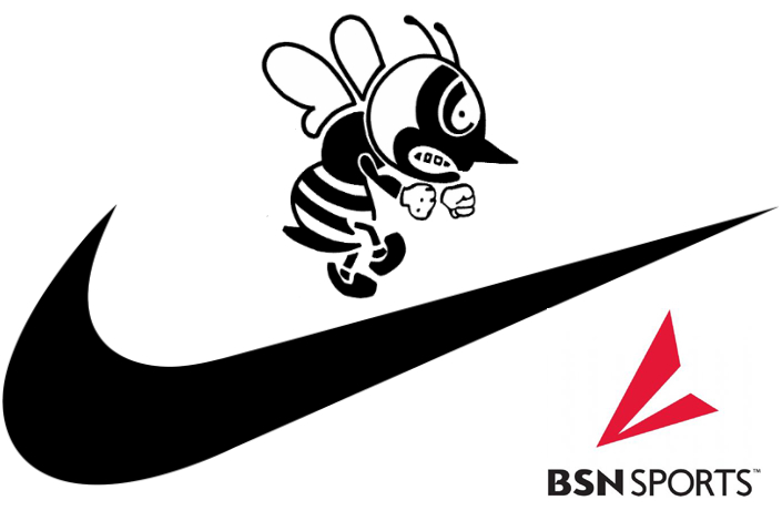 SAU Athletics signs deal with BSN SPORTS and Nike