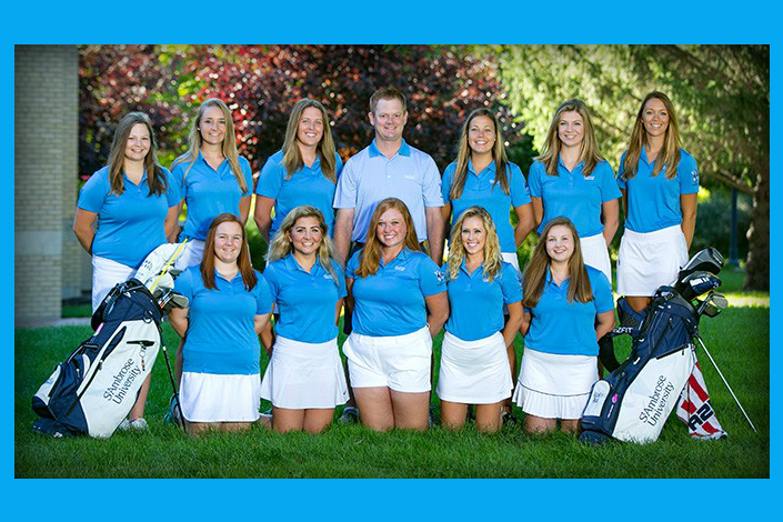 Watch SAU Women\'s Golf in Tournament play at TPC Deere Run - ourQuadCities.com photo