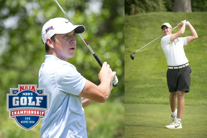 Tichler and Burd lead Bees at Nationals as SAU narrowly misses cut photo