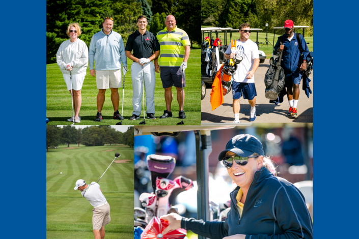 Register now for the Fighting Bee Golf Classic - Sept. 15 photo