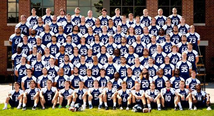 St Ambrose University Athletics 2014 Football Roster